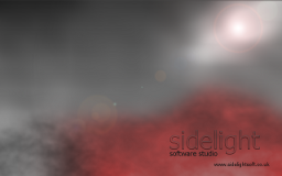 Sidelight Cloudy Desktop